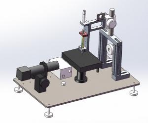 手动水滴接触角测试仪